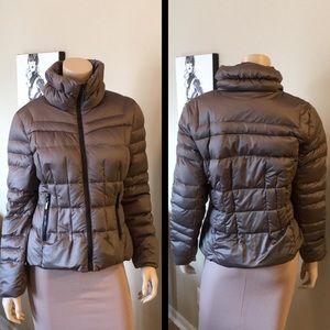 Bernardo Goose Down Puffy Packable Jacket